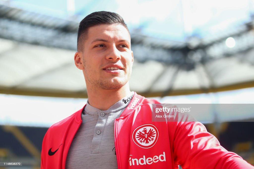 DEU: Eintracht Frankfurt v 1. FSV Mainz 05 - Bundesliga