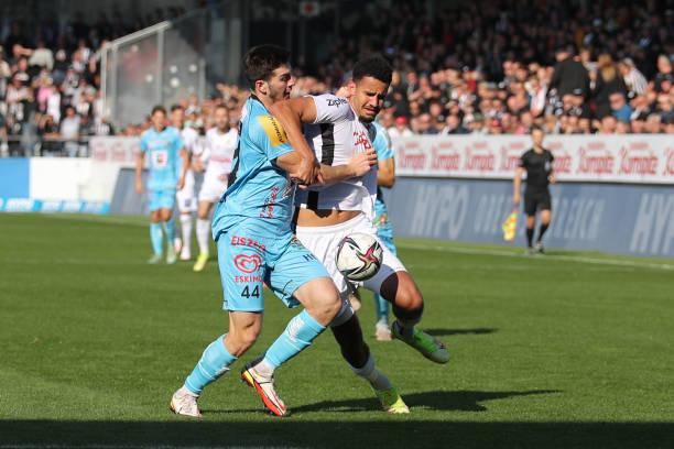 AUT: LASK v Wolfsberger AC - Admiral Bundesliga