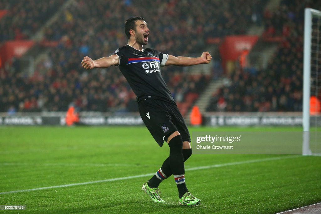 Southampton v Crystal Palace - Premier League : News Photo
