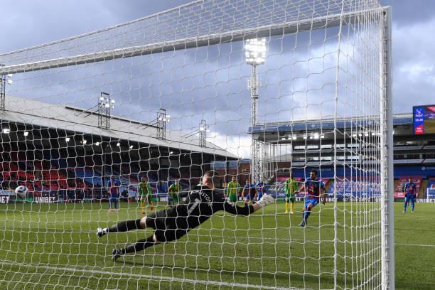 GBR: Crystal Palace v West Bromwich Albion - Premier League