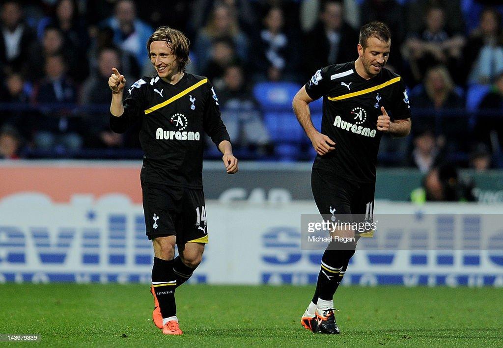 Bolton Wanderers v Tottenham Hotspur - Premier League