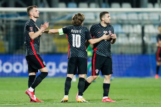 HRV: Croatia v Malta - FIFA World Cup 2022 Qatar Qualifier