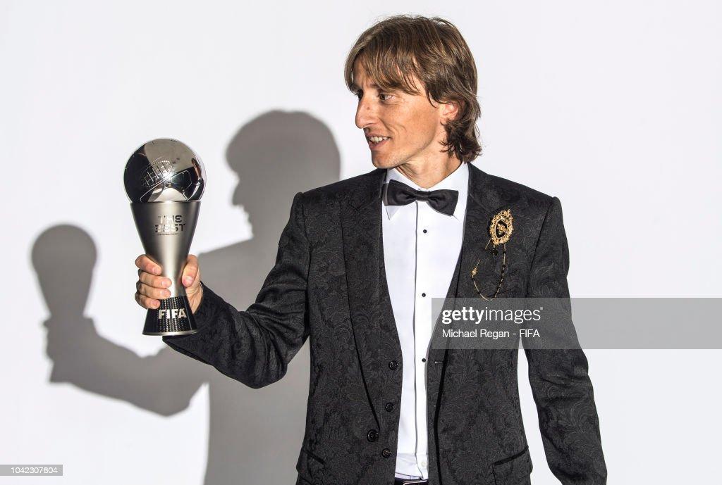 The Best FIFA Football Awards - Show : ニュース写真