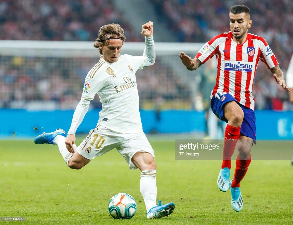Club Atletico de Madrid v Real Madrid CF  - La Liga : Fotografía de noticias