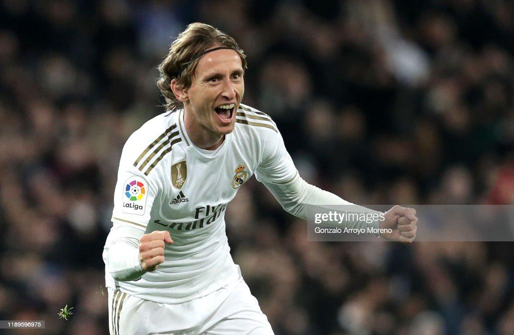 Real Madrid CF v Real Sociedad  - La Liga : News Photo