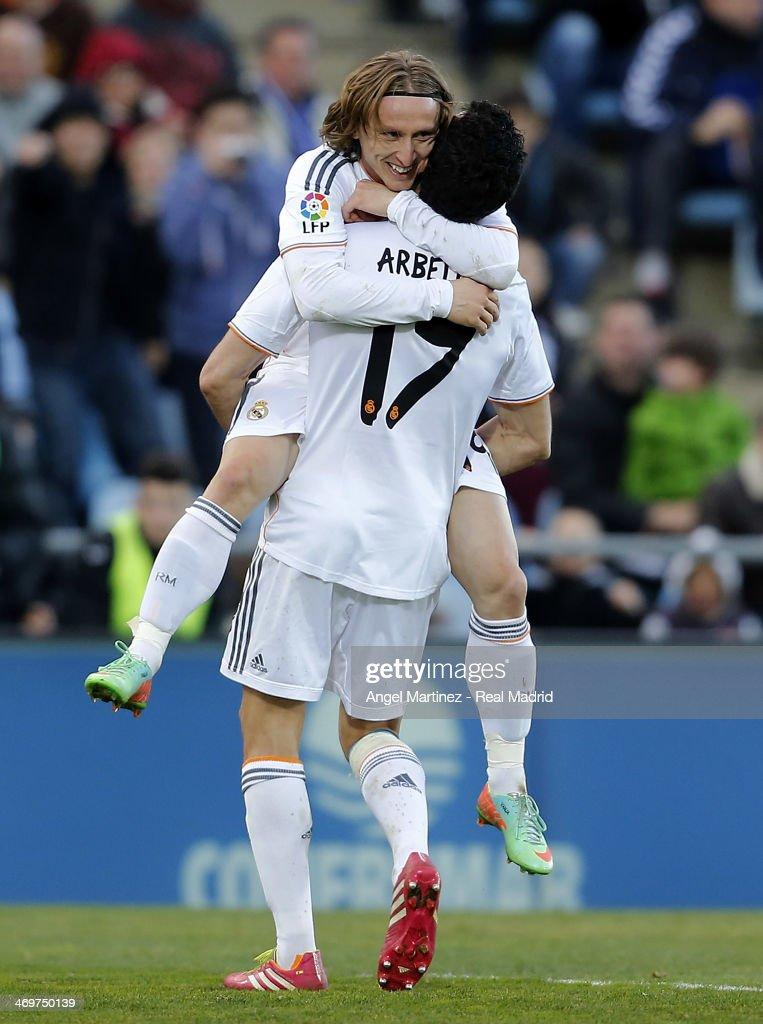 Getafe CF v Real Madrid CF - La Liga : ニュース写真