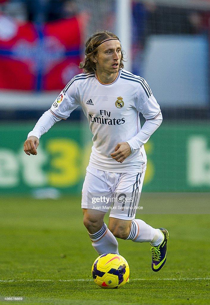CA Osasuna v Real Madrid CF - La Liga : News Photo