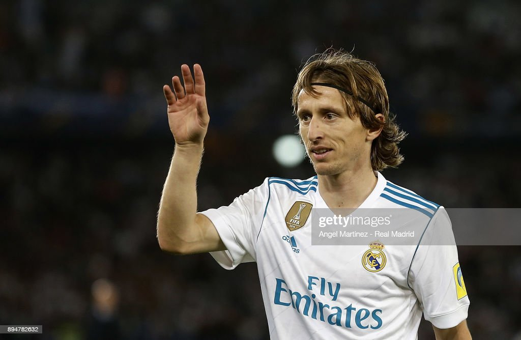 Gremio v Real Madrid: Final - FIFA Club World Cup UAE 2017 : News Photo