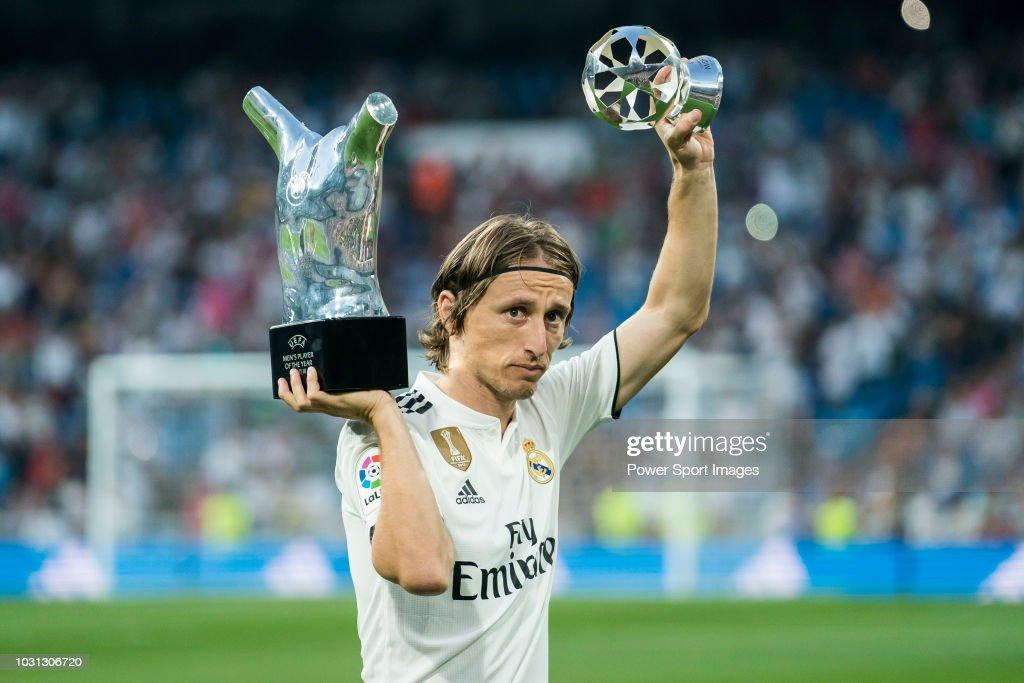 Real Madrid CF v CD Leganes - La Liga : News Photo