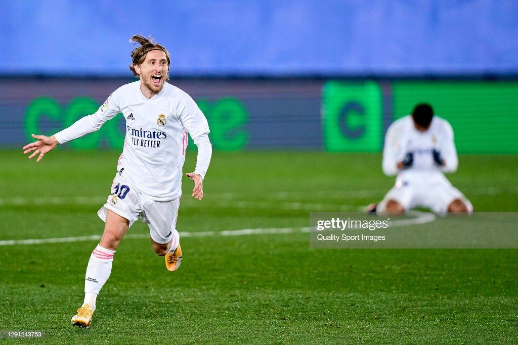 Real Madrid v Atletico de Madrid - La Liga Santander : News Photo