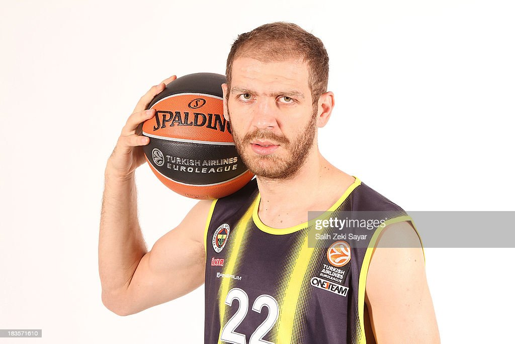 Fenerbahce Ulker Istanbul - 2013/14 Turkish Airlines Euroleague Basketball Media day