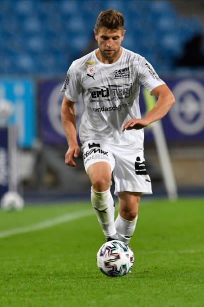 AUT: FC Blau Weiss Linz v SKU Ertl Glas Amstetten - 2. Liga