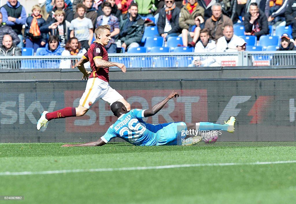 AS Roma v SSC Napoli - Serie A : News Photo