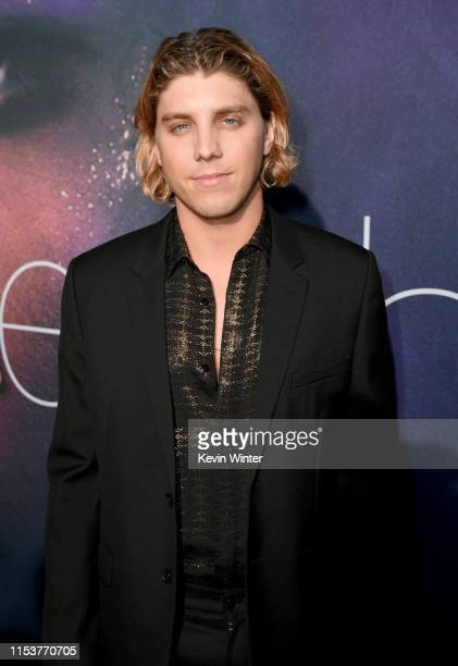 Lukas Gage attends the LA Premiere of HBO's Euphoria at The Cinerama Dome on June 04 2019 in Los Angeles California