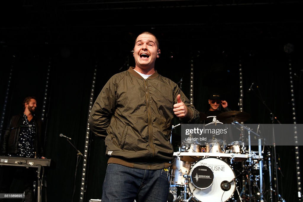 Lukas Graham 'Lukas Graham'-Tour Lukas Graham bestehen aus: Lukas... News Photo | Getty Images