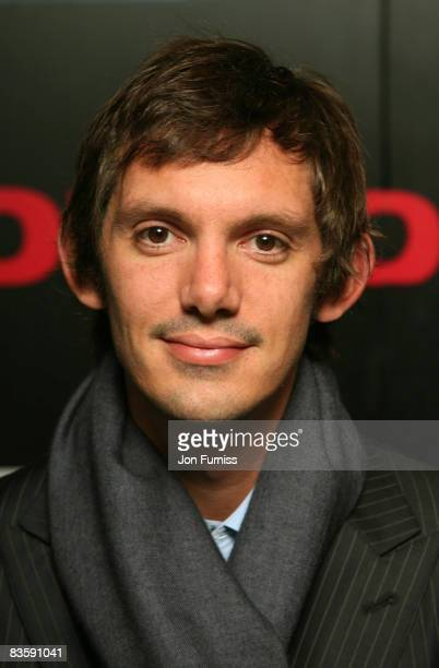 Lukas Haas attends the UK premiere of Body Of Lies at Vue West End on November 6, 2008 in London, England.
