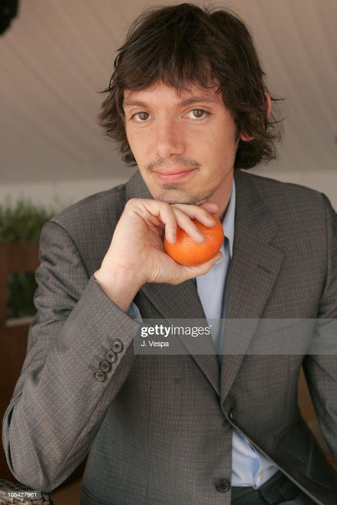 2005 Cannes Film Festival - Lukas Haas Portraits