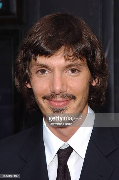 Lukas Haas during Last Days New York City Premiere Arrivals at Sunshine Theater in New York City New York United States