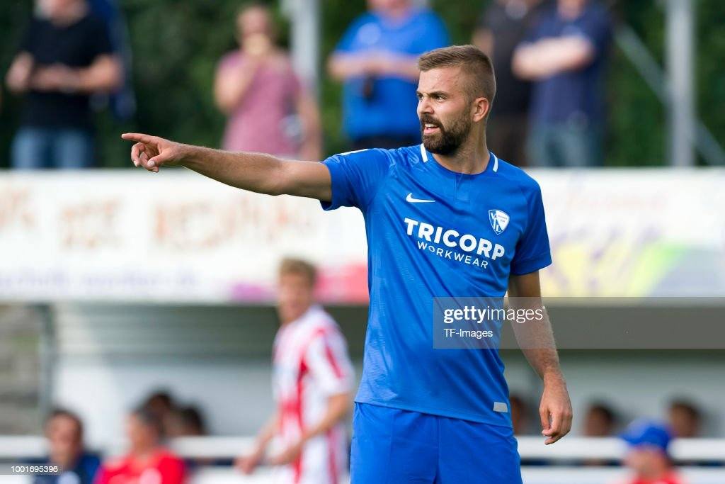 Stoke City v VfL Bochum - Pre-Season Friendly