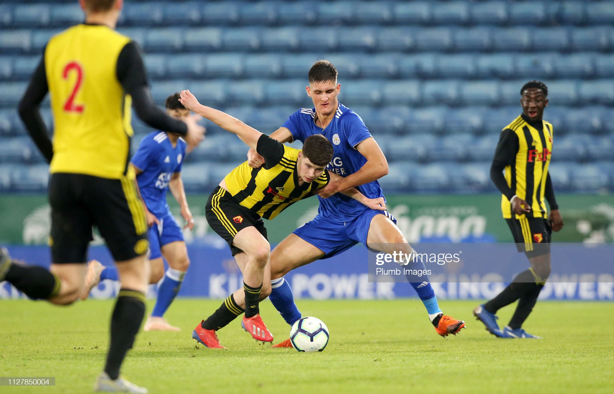 Leicester City v Watford: FA Youth Cup Quarter Final : News Photo
