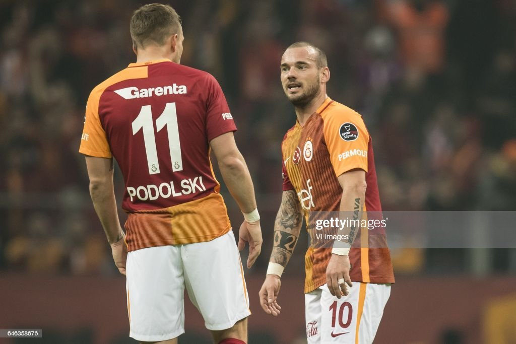 "Turkish Spor Toto Super Lig""Galatasaray SK v Besiktas JK"" : News Photo"