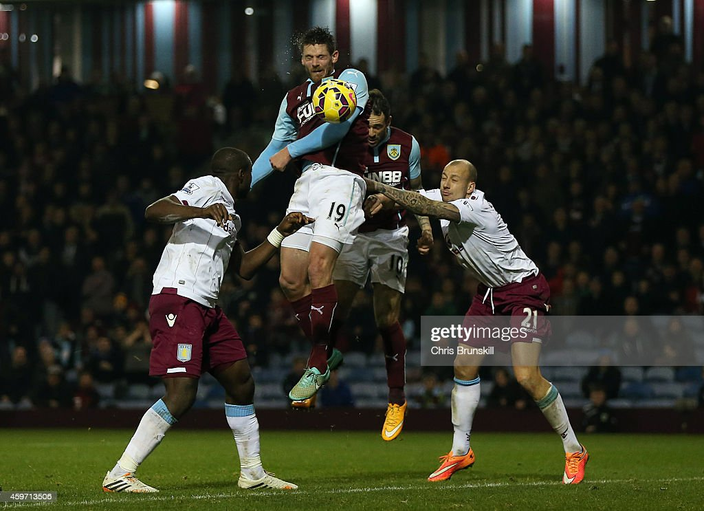 Burnley v Aston Villa - Premier League : News Photo