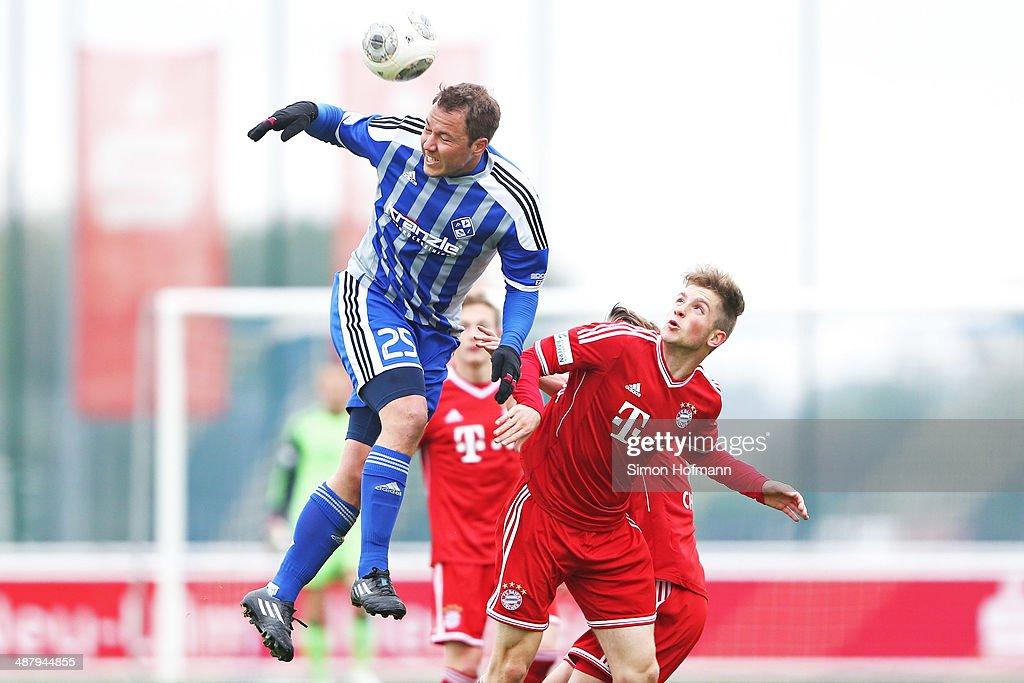 FV Illertissen v Bayern Muenchen II - Regionalliga Bayern