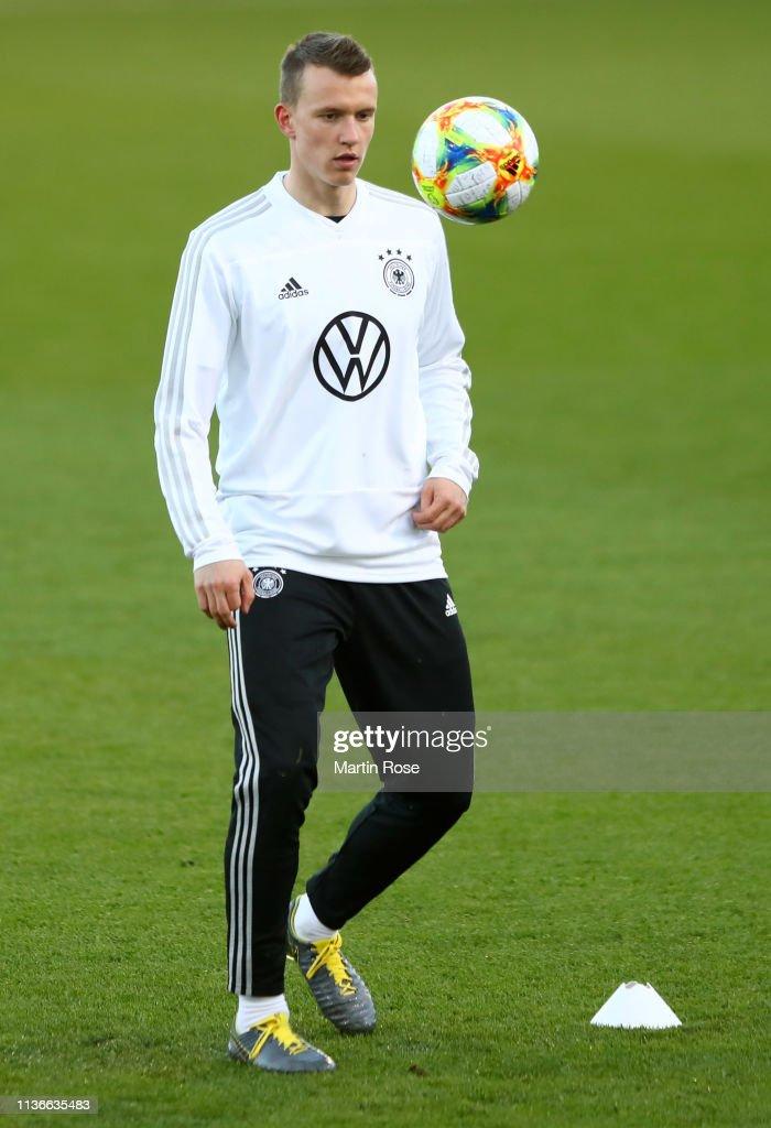 Germany Training Session : Nachrichtenfoto