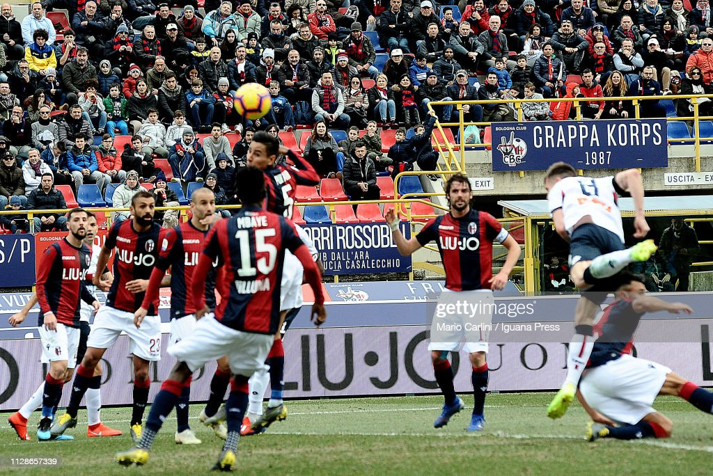 Bologna FC v Genoa CFC - Serie A : News Photo