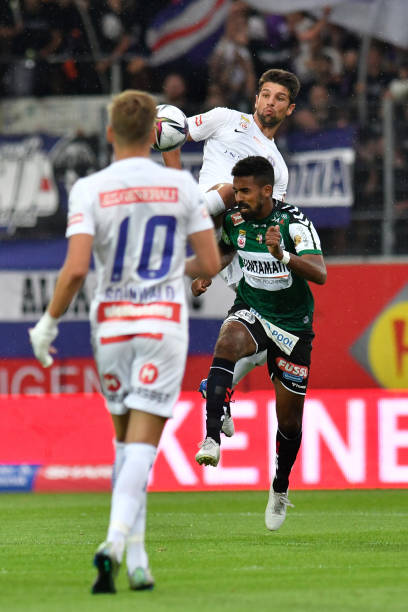 AUT: SV Ried v Austria Wien - Admiral Bundesliga