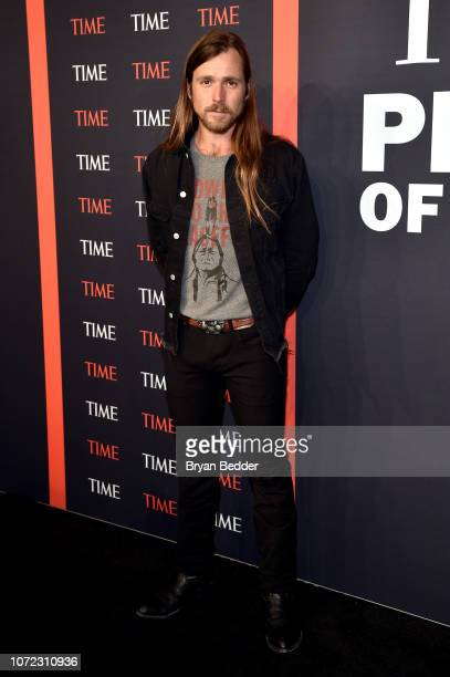 Lukas Nelson attends the TIME Person Of The Year Celebration at Capitale on December 12 2018 in New York City