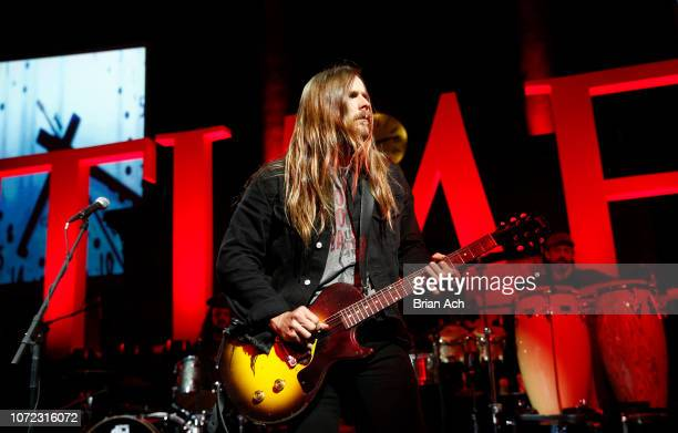 Lukas Nelson performs onstage at the TIME Person Of The Year Celebration at Capitale on December 12 2018 in New York City