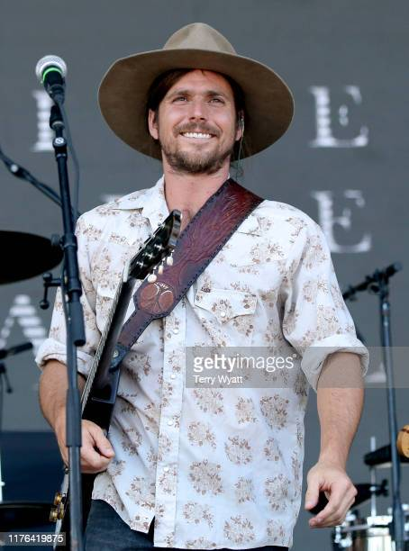 Lukas Nelson Promise of the Real performs onstage during day 2 of the 2019 Pilgrimage Music Cultural Festival on September 22 2019 in Franklin...