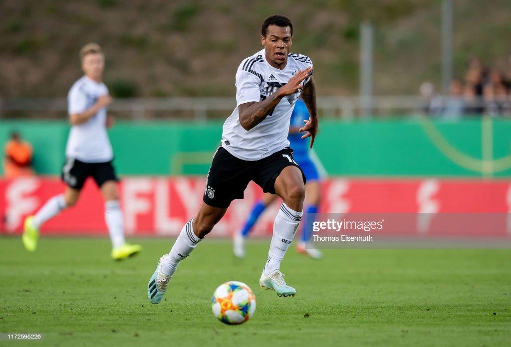U21 Germany v U21 Greece - International Friendly : News Photo