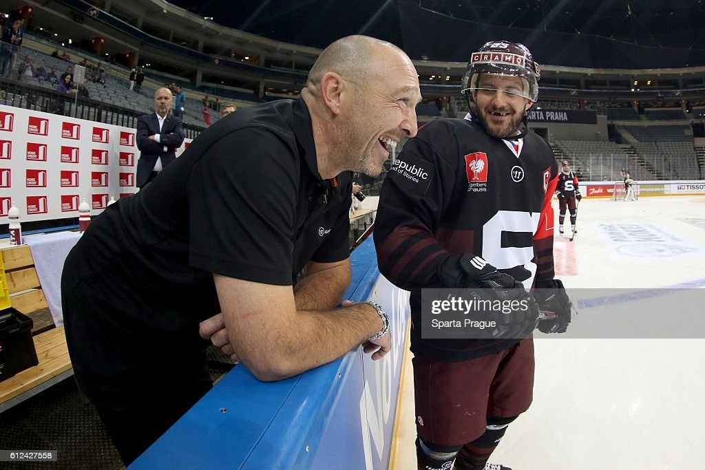 CZE: Sparta Prague v Karpat Oulu - Champions Hockey League