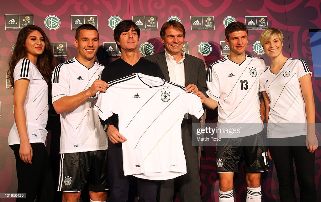 Germany Adidas Euro 2012 Kit Launch