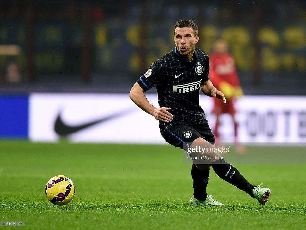 FC Internazionale Milano v UC Sampdoria - TIM Cup : News Photo