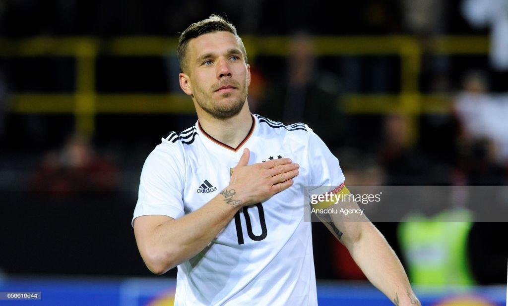 Germany v England - Friendly match : News Photo