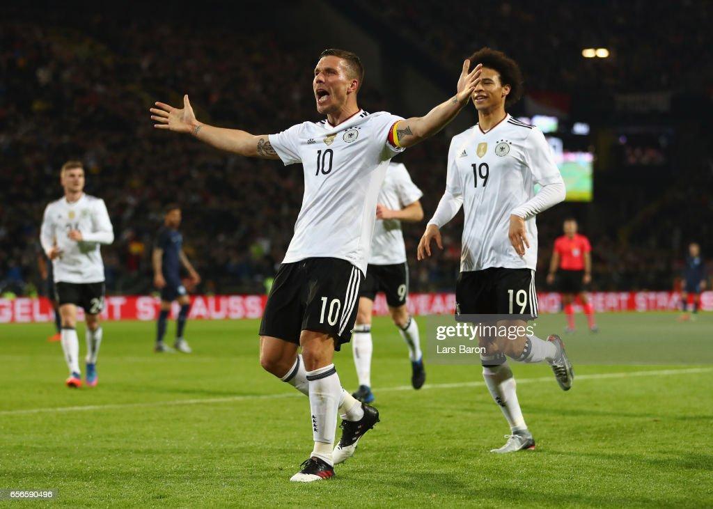 Germany v England - International Friendly : Foto di attualità