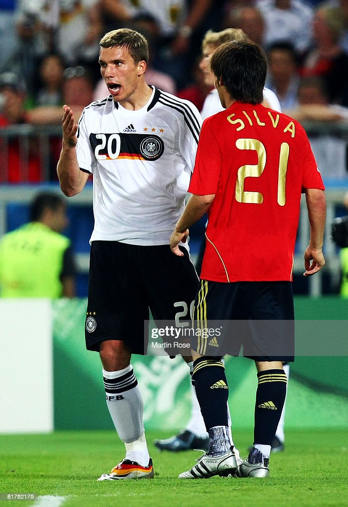 Germany v Spain - UEFA EURO 2008 Final