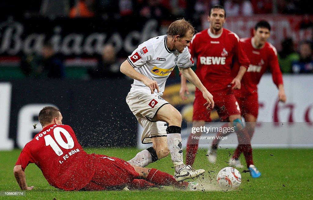 1. FC Koeln v Borussia M'gladbach - Bundesliga