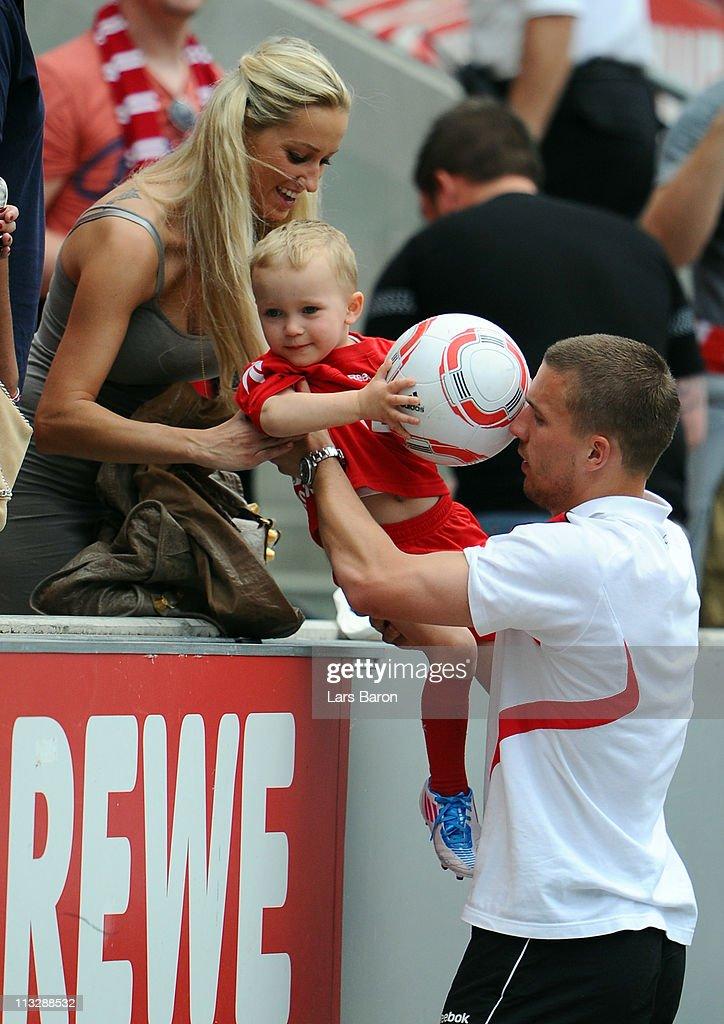 1. FC Koeln v Bayer Leverkusen - Bundesliga : Photo d'actualité