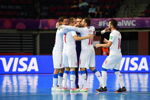LTU: Panama v Czech Republic: Group D - FIFA Futsal World Cup 2021