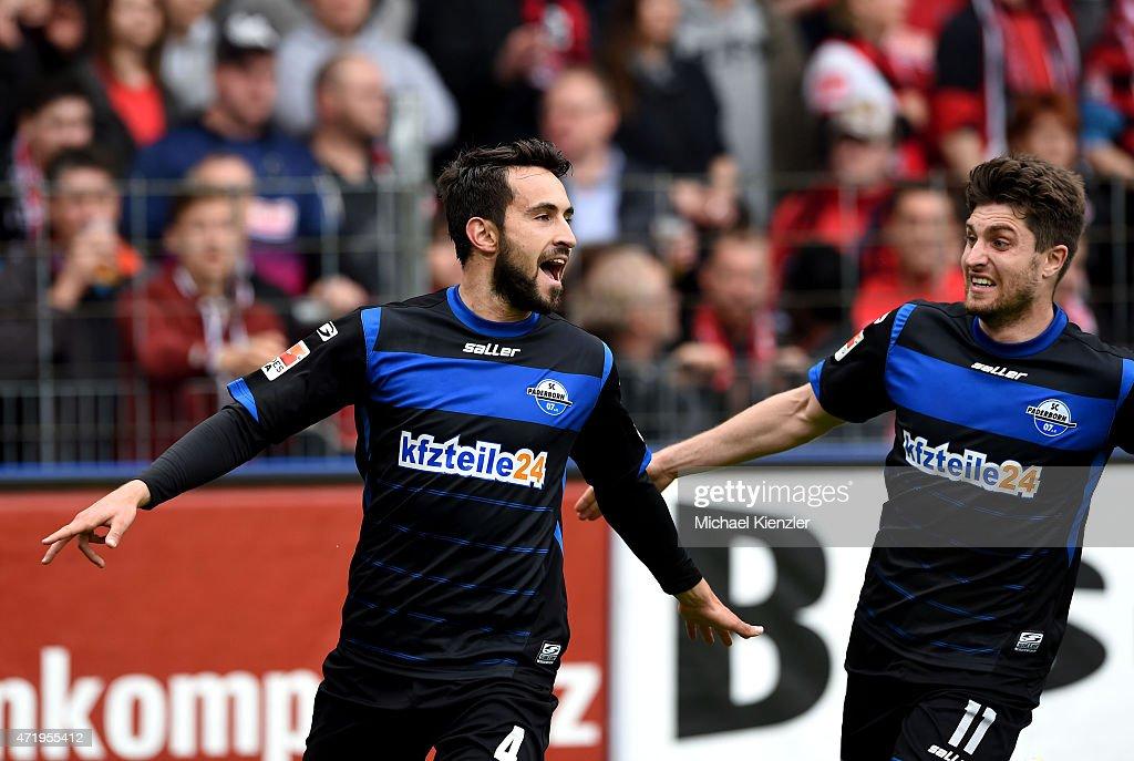 SC Freiburg v SC Paderborn 07 - Bundesliga : News Photo