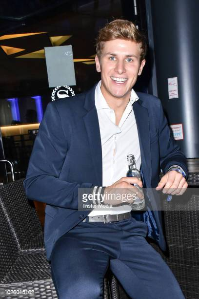 Lukas Sauer during the Mazda Entertainment Night at Sheraton Berlin Grand Hotel Esplanade on August 31, 2018 in Berlin, Germany.