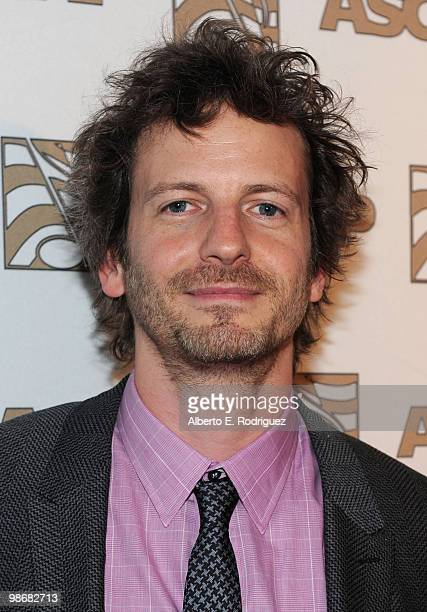 Lukasz 'Dr Luke' Gottwald arrives at the 27th Annual ASCAP Pop Music Awards held at the Renaissance Hollywood Hotel on April 21 2010 in Hollywood...