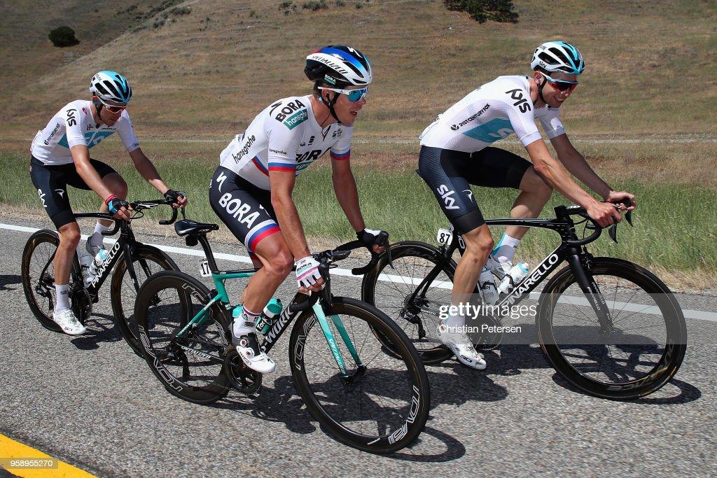 Amgen Tour of California - Stage 3 King City to Laguna Seca Recreation Area