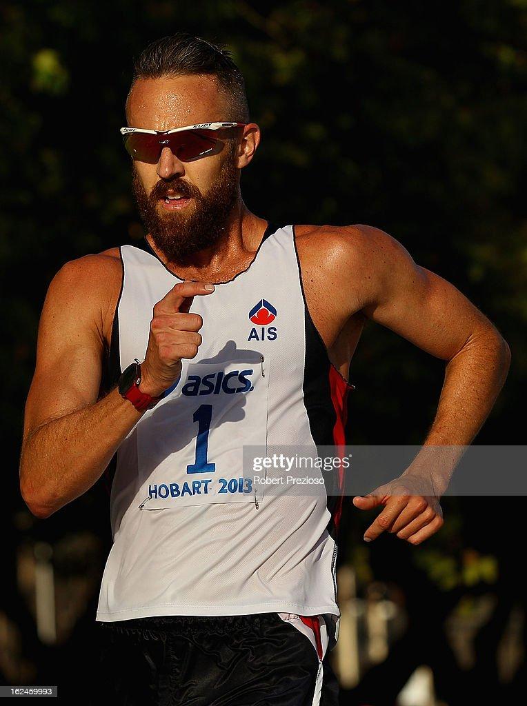 Oceania and Australian 20km Race Walking Championships