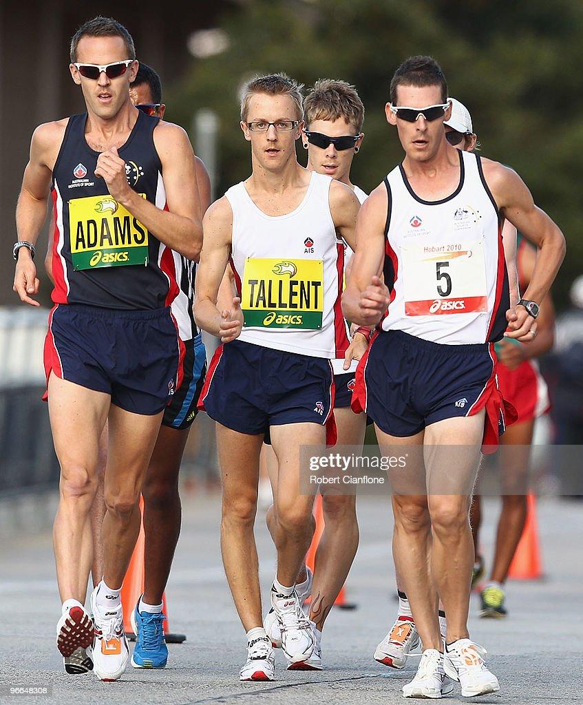 Australian 20km Road Walking Championships