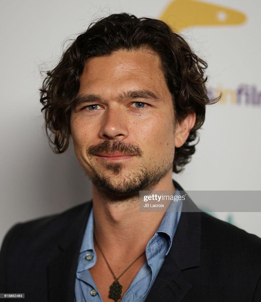 Luke Arnold attends Australians in Film's 5th annual ...